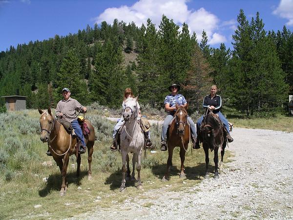 Pack Trip - 2004